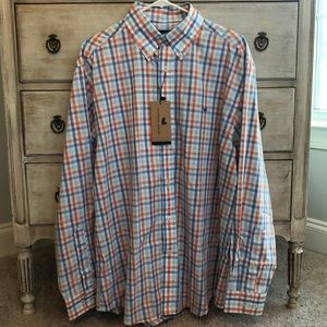 southern marsh size large button down